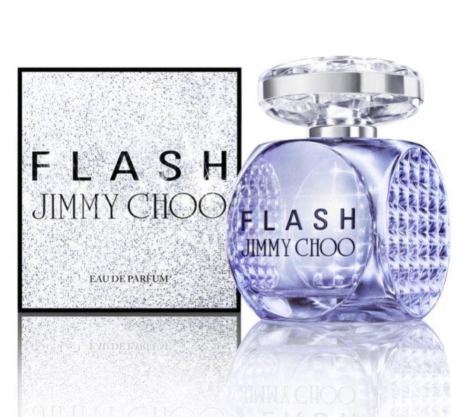 nowy zapach marki Jimmy Choo - Flash