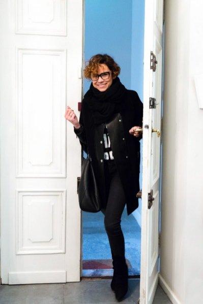 """1. Obrady jury konkursu """"Wygraj wyjazd do Paryża na Fashion Week wraz z marką La Luxe Paris i LAMODE.INFO"""" - Joanna Białaszek-Woźniak, autorka bloga JOANNABIAWO"""