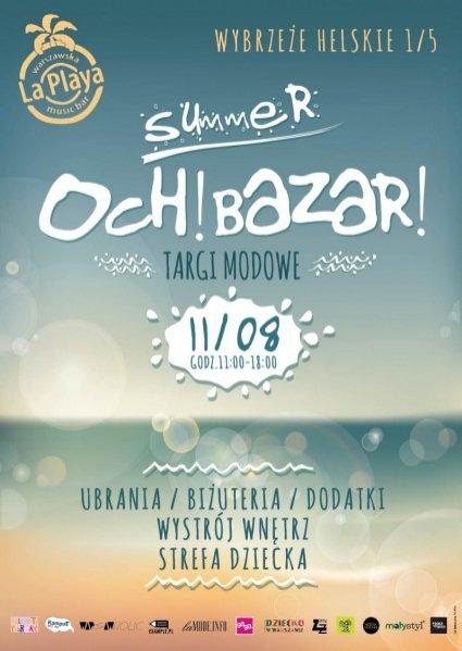 letnia edycja Och!Bazar!