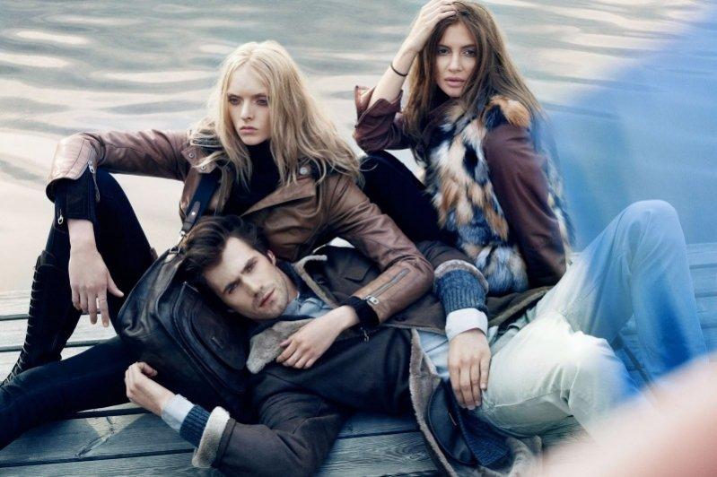 kampania marki OCHNIK jesień zima 2012/2013