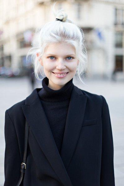 1. Ola Rudnicka - moda uliczna i must have na zimę 2014 według modelki Model Plus