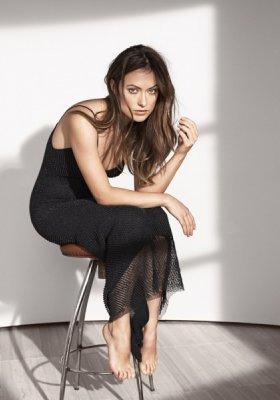 OLIVIA WILDE W KAMPANII H&M CONSCIOUS EXCLUSIVE WIOSNA 2015 - ZDJĘCIA + KULISY