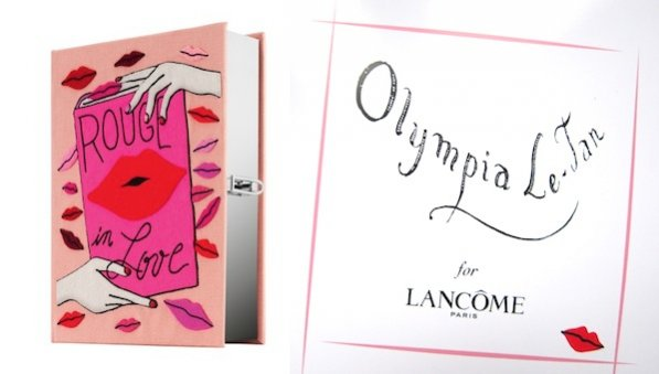 Olympia Le-Tan dla Lancôme