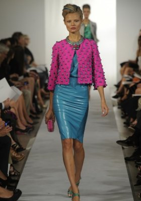 THE ROW, MARC BY MARC JACOBS, OSCAR DE LA RENTA, RODARTE - MERCEDES BENZ FASHION WEEK NEW YORK DZIEŃ 4,5