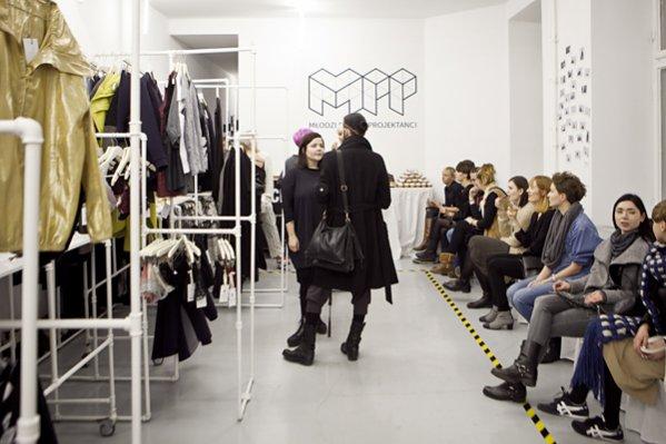 1. Młodzi Polscy Projektanci - uroczyste otwarcie sklepu i showroomu
