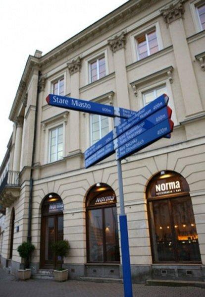 NORMA - nowo otwarta restauracja i bar w Warszawie