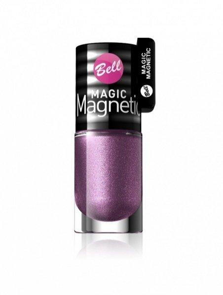 magnetyczny lakier do paznokci BELL Magic Magnetic - ok. 7 PLN