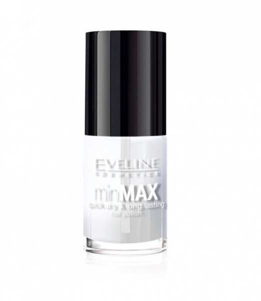 lakier do paznokci Eveline Cosmetics MiniMax quick dry & long lasting
