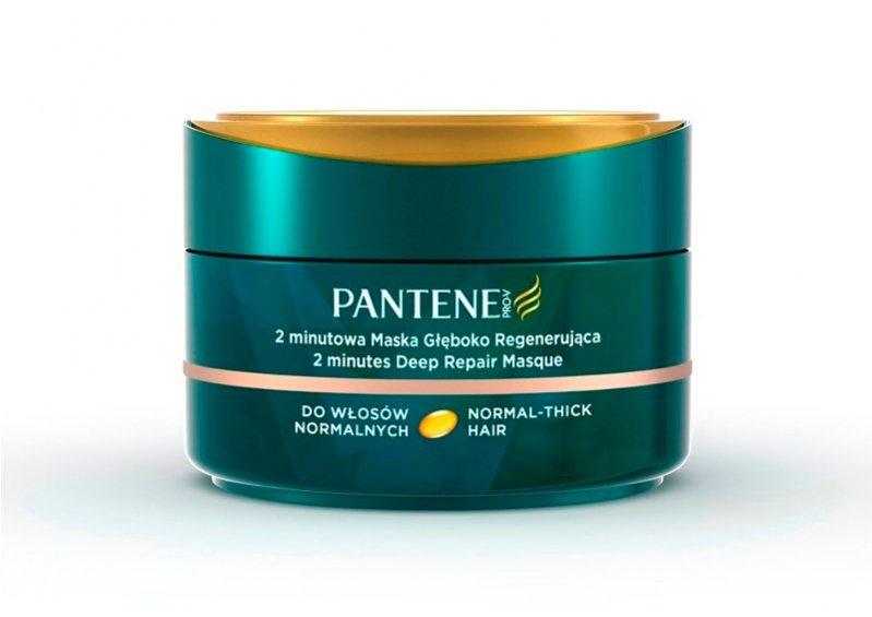 2. minutowa maska regenerująca włosy normalne 200 ml
