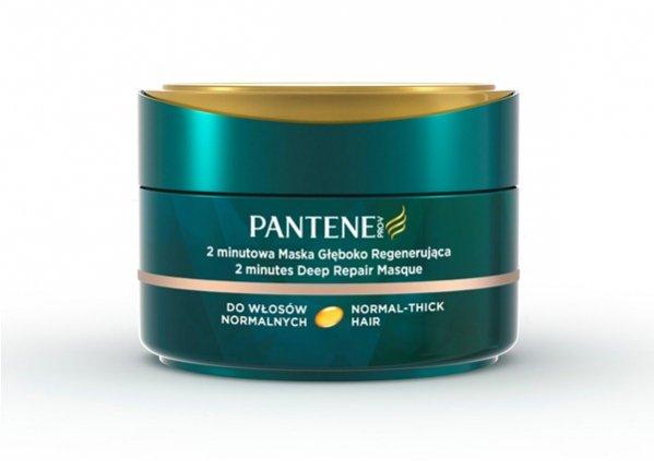 Pantene 2-minutowa maska regenerująca 21,99 PLN/200 ml