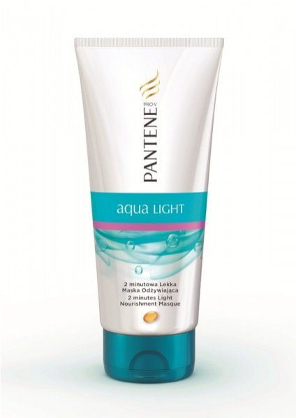 Pantene Aqua Light maska 200 ml
