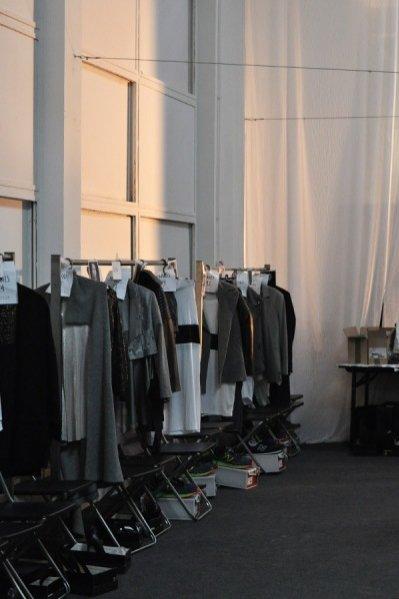 1. Backstage pokazu kolekcji Paprocki&Brzozowski jesień zima 2015/2016 i kolekcji PLANTS - fotorelacja zza kulis