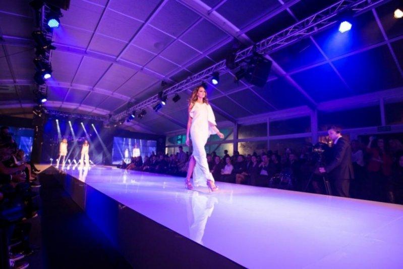 Pokaz kolekcji Emmanuelle duetu Paprocki&Brzozowski w ramach Silesia Fashion Look