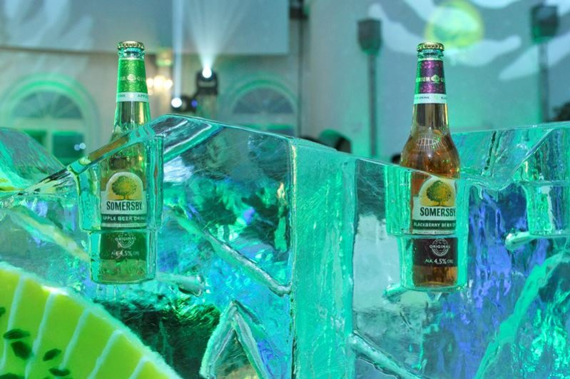 1. Fotorelacja z imprezy Party Like Lord On Ice marki Somersby