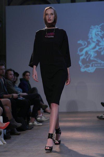 Paulina Plizga jesień zima 2013 - Fashion Week Poland kwiecień 2013