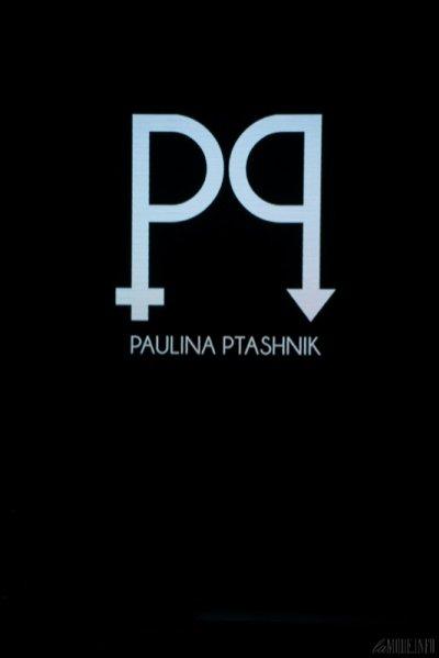 1. Paulina Ptashnik - kolekcja jesień zima 2014/2015