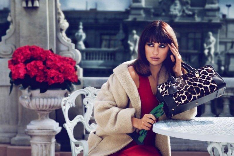 Penelope Cruz w kampanii Loewe jesień zima 2013/2014