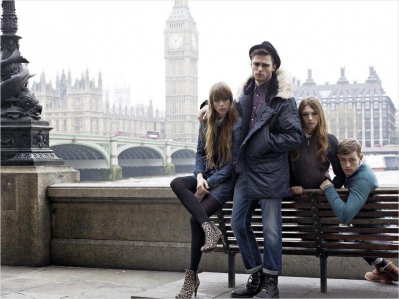 kampania Pepe Jeans jesień zima 2012/13