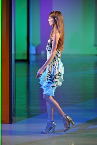 1. Peter Pilotto zwycięzcami BFC Vogue Designer Fashion Fund