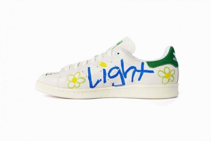 1. Pharrell Williams dla Adidas - limitowana kolekcja w Colette