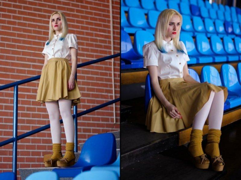 Kolekcja Lumen ss 2013 by Malina