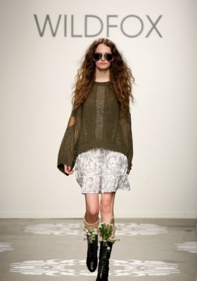 PIERWSZY POKAZ WILDFOX NA NEW YORK FASHION WEEK