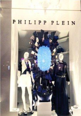 PHILIPP PLEIN OTWORZY SKLEP W NOWYM JORKU