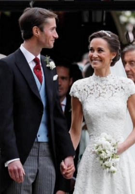 ŚLUB ROKU: PIPPA MIDDLETON I JAMES MATTHEWS