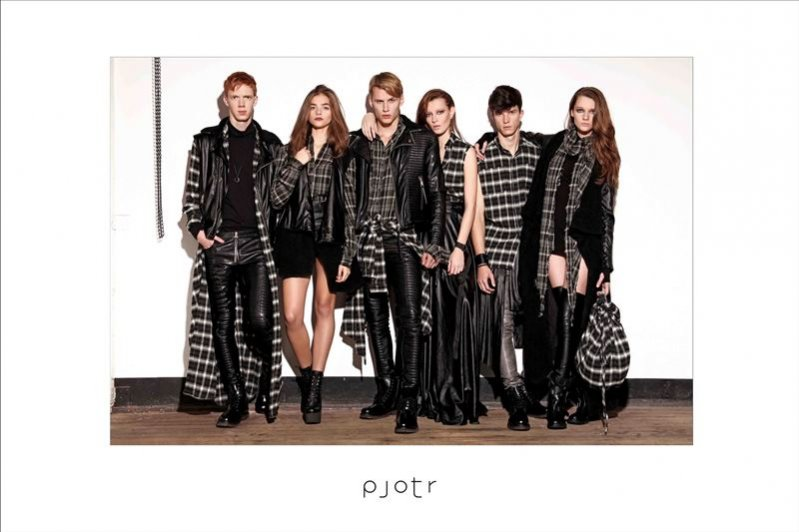 1. Pjotr - kampania jesień zima 2014/2015