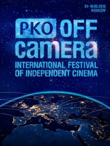 Plakat 8. edycji Festiwalu PKO OFF CAMERA