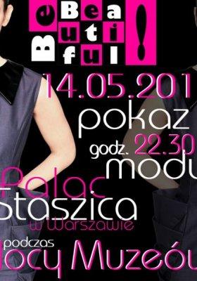 NOC MUZEÓW – POKAZ MODY ,,MARIA ROK 2011''