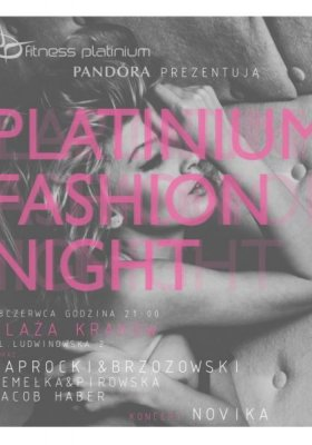 PLATINIUM FASHION NIGHT