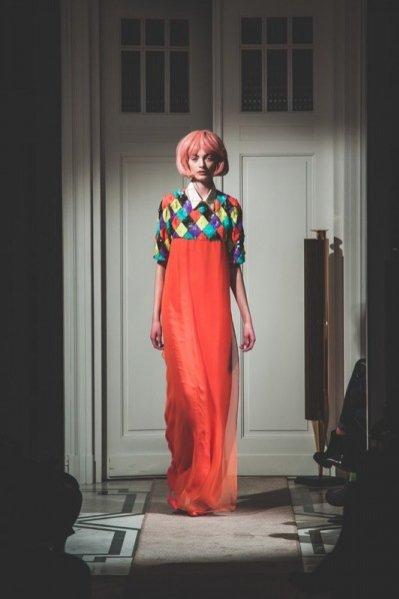 """1. Plich - pokaz kolekcji """"Haute Couture"""" wiosna lato 2015"""