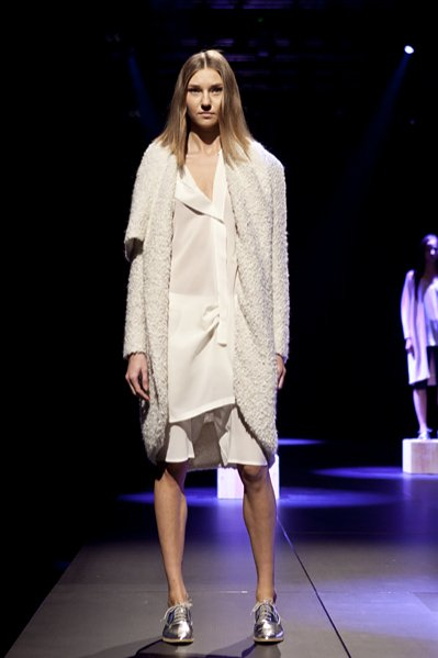 FashionPhilosophy Fashion Week październik 2013 - pokaz Kubalańca wiosna lato 2014