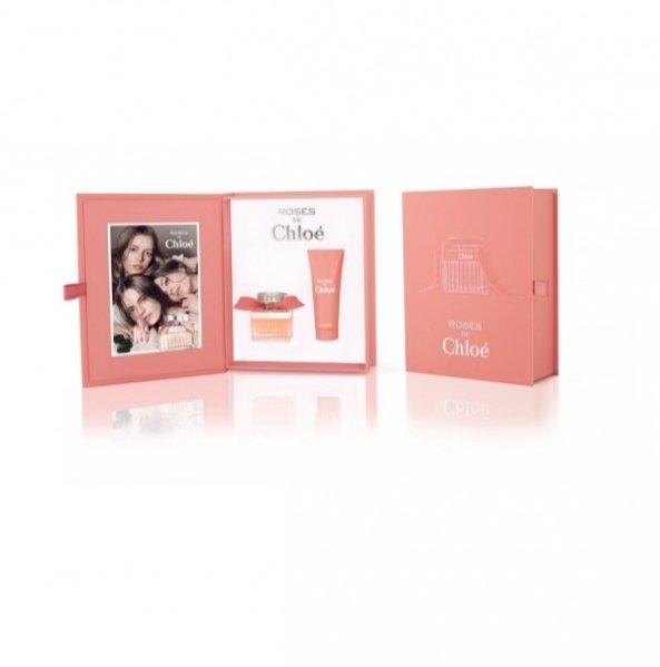 Pomysł na prezent - świąteczne zestawy kosmetyków Roses de Chloé