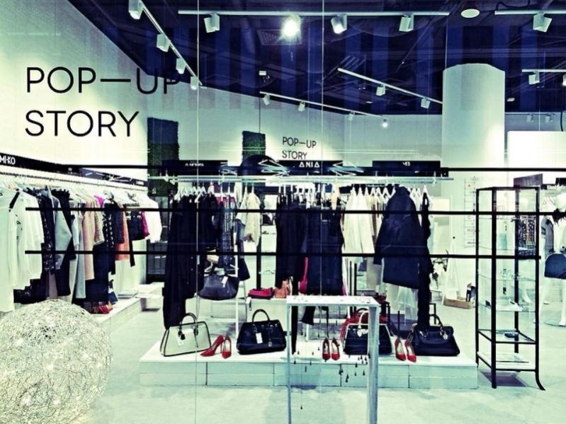 1. POP UP STORY – MULTIBRANDOWY BUTIK W PLACU UNII JUŻ OTWARTY!