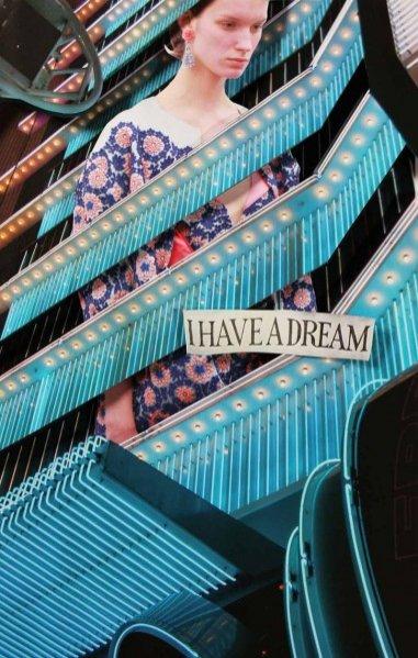 Prada Fantasy Lookbook na sezon wiosna lato 2012