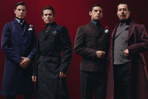 Kampania męskiej kolekcji Prada jesień zima 2012/13