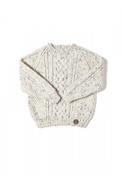 Sweter Roboty Ręczne, BoutiqueLaMode.com - 250PLN