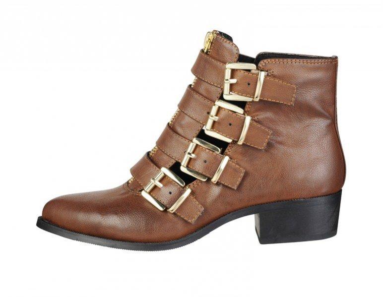 kolekcja obuwia Dorothy Perkins jesień zima 2013
