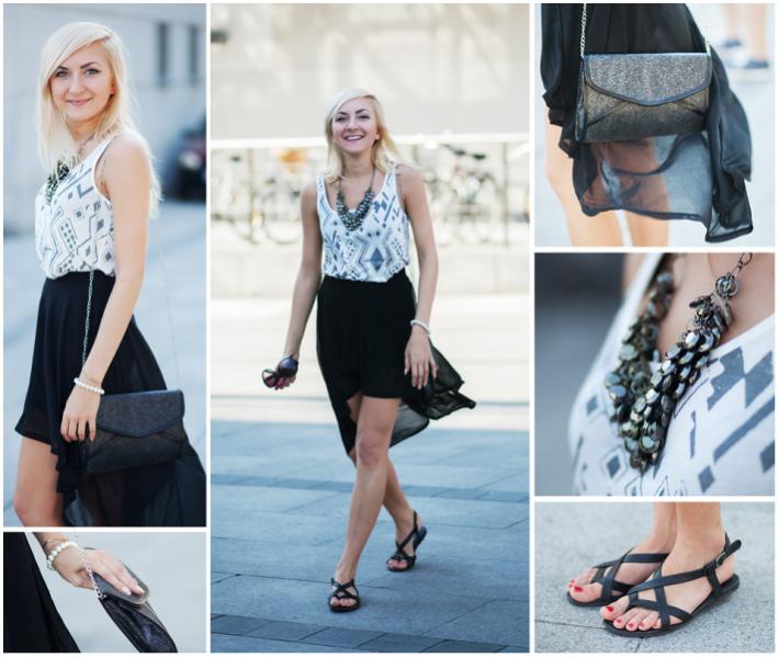 Przyłapani na modzie - moda uliczna w Galerii Krakowskiej