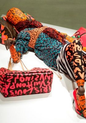 LOUIS VUITTON: THE ART OF FASHION - WYSTAWA W MEDIOLANIE