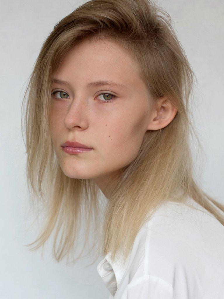 Quinn - new face agencji Wave Models