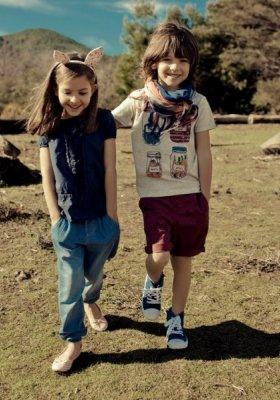 RESERVED KIDS - KAMPANIA WIOSNA LATO 2015