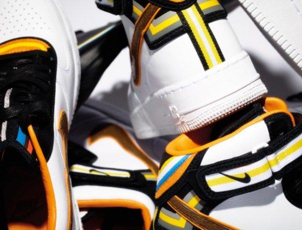 1. Pierwsza odsłona kolekcji Riccardo Tisci dla Nike