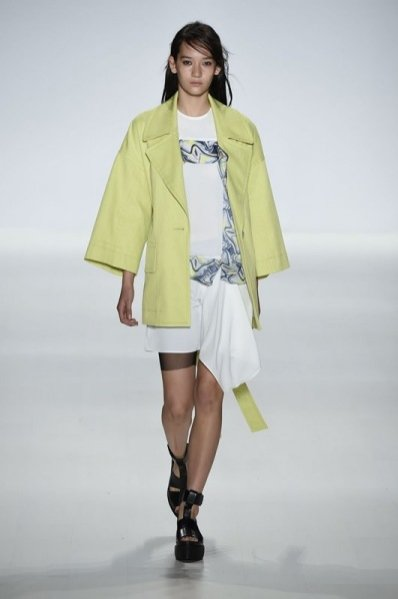 1. New York Fashion Week- Richard Chai- kolekcja wiosna lato 2015