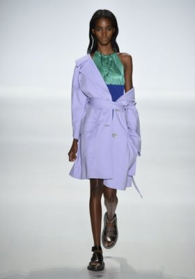 NEW YORK FASHION WEEK - RICHARD CHAI - KOLEKCJA WIOSNA LATO 2015