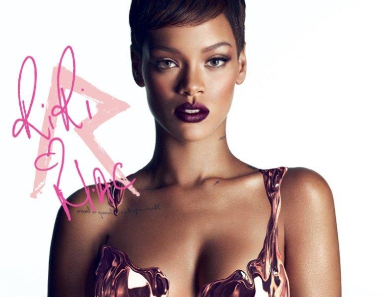 Rihanna dla MAC - kolekcja kosmetyków jesień 2013