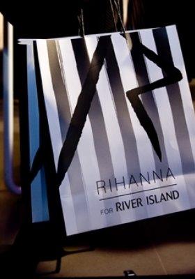 RIHANNA DLA RIVER ISLAND - PREZENTACJA KOLEKCJI W POLSCE