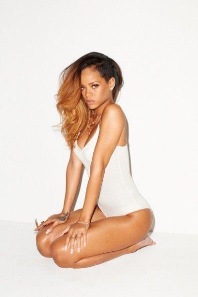 Rihanna w magazynie Rolling Stone